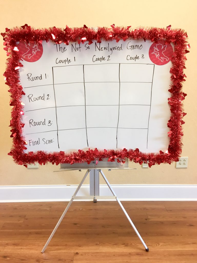 The Not So Newlywed Game Show -