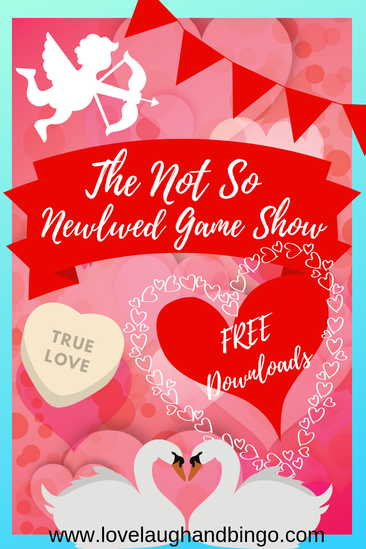 So game questions newlywed not Christian Newlywed